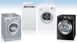 Les différents types de lave-linge