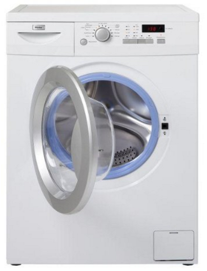 Haier hw70 1403d f le test de la r daction - Consommation machine a laver ...